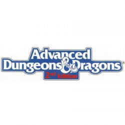 Advanced Dungeons & Dragons 2nd/2.5th edition