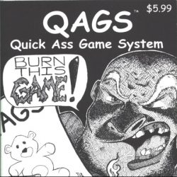 QAGS (Quick Ass Game System)