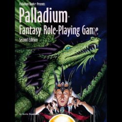 Palladium Role-Playing Game