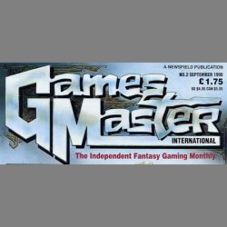 G.M. Magazine and GamesMaster International