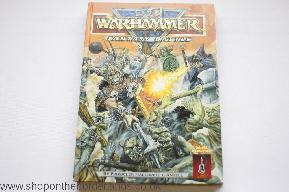 warhammer fantasy battle rulebook pdf