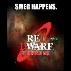 Red Dwarf - The Roleplaying Game
