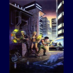 Shadowrun 1st Edition