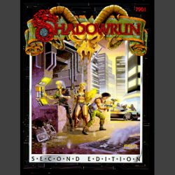 Shadowrun 2nd Edition