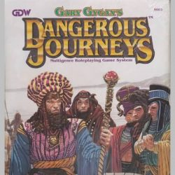 Gary Gygax's Dangerous Journeys