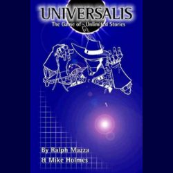 Universalis - The Game of Unlimited Stories