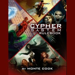 Cypher System Core Books