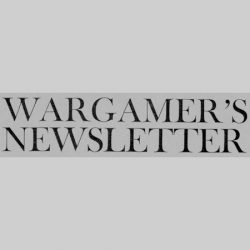 Wargamer's Newsletter
