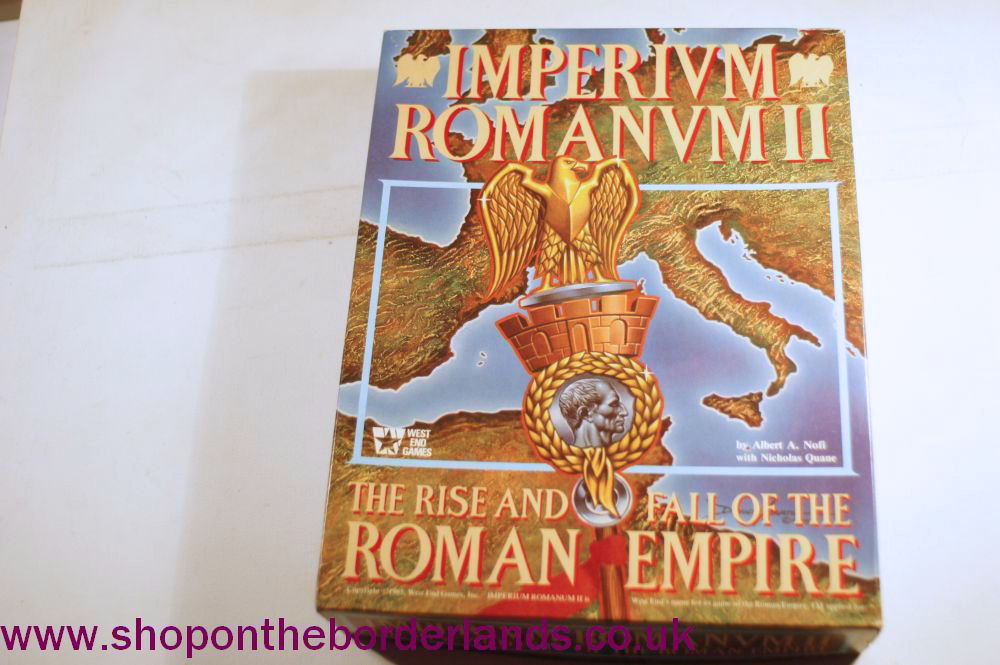 Ave Roma Immortalis Studies from the Chronicles of Rome Two Volumes by Crawford Francis Marion