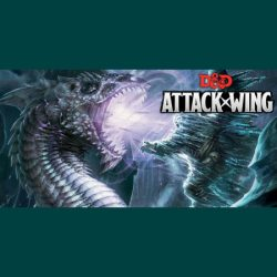 D&D Miniatures Game and D&D Attack Wing