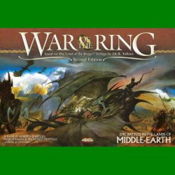 Middle-Earth Board Games