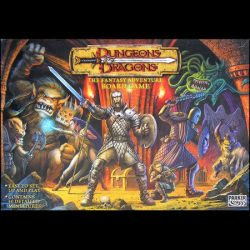 Dungeons and Dragons Board Games