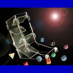 Dice Towers and Trays