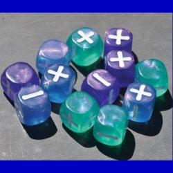 Fate & Fudge Dice