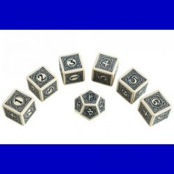 Licensed RPG Dice Sets