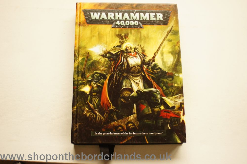 Lord Of The Rings Warhammer Rulebook