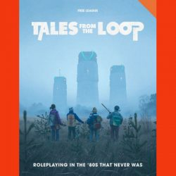 Tales From The Loop and Things From The Flood