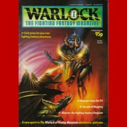 Warlock - The Fighting Fantasy Magazine