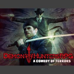 Demon Hunters: A Comedy of Terrors