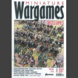 Miniature Wargames (and Battlegames)