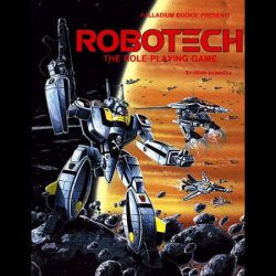 Robotech and Macross