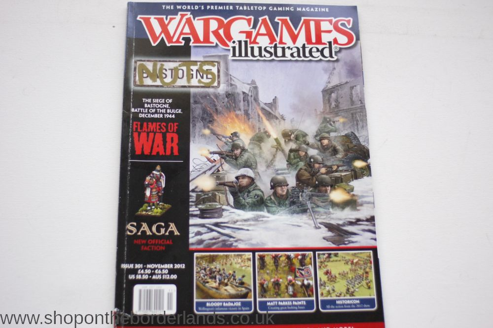 Wargames Illustrated issue 301