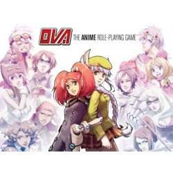 OVA - Open Versatile Anime Role-Playing Game