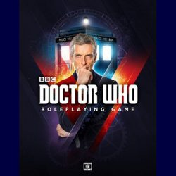 Doctor Who Roleplaying Game / Adventures in Time and Space