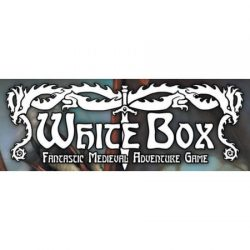 White Box Fantastic Medieval Adventure Game