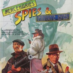 Mercenaries, Spies & Private Eyes