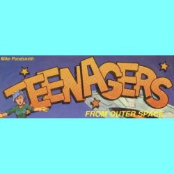 Teenagers From Outer Space