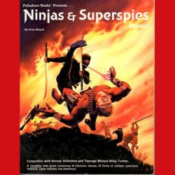 Ninjas & Superspies