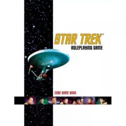 Star Trek Roleplaying Game (Last Unicorn)
