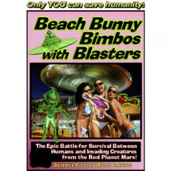 Beach Bunny Bimbos with Blasters